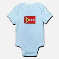 St. Louis Flag Body Suit