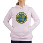 Everyday is Earth Day Women's Hooded Sweatshirt