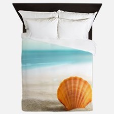 Summer Sand Queen Duvet