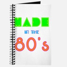 made in the 80s Journal