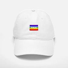 Rainbow Peace Flag Baseball Baseball Baseball Cap