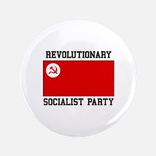Revolutionary Socialist Party Button