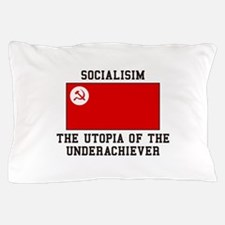 Socialisim, The Utopia of the Underachiever Pillow