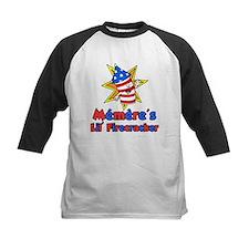 Memere's Little Firecracker Baseball Jersey