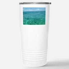 Islamorada reef Stainless Steel Travel Mug