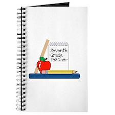 Seventh Grade Teacher (Notebook) Journal