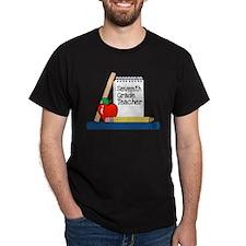 Seventh Grade Teacher (Notebook) T-Shirt