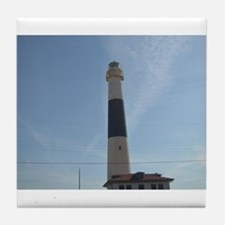 Absecon Lighthouse Tile Coaster