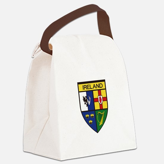 Irish Shield Canvas Lunch Bag