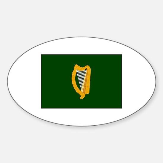 Irish Flag Decal