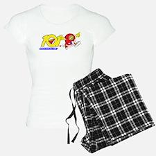 101 Runaway Radio H Pajamas