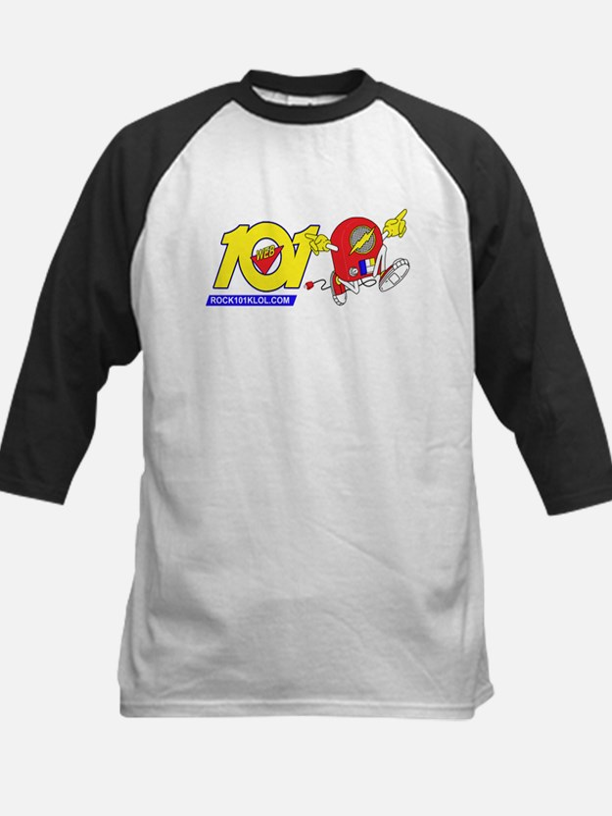 101 Runaway Radio H Baseball Jersey