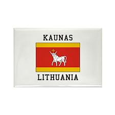 Kaunas, Lithuania Magnets