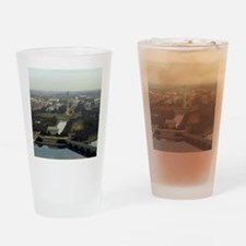 Washington DC Aerial Photograph Drinking Glass