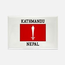 Kathmandu Nepal Magnets
