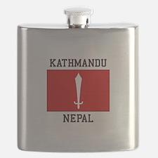 Kathmandu Nepal Flask