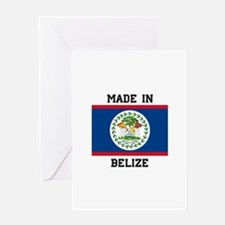 Made in Belize Greeting Cards