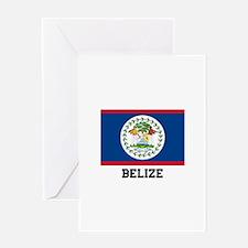 Belize Greeting Cards