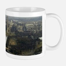 Washington DC Aerial Photograph Mugs