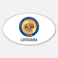 Louisiana State Decal