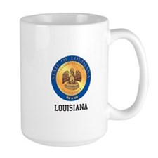 Louisiana State Mugs