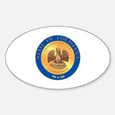 Louisiana State Seal Decal