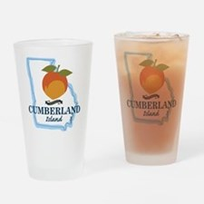 Cumberland Island - Georgia. Drinking Glass