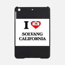 I love Solvang California iPad Mini Case