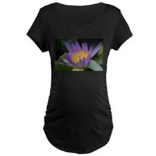 Nymphea Carpensis Maternity T-Shirt