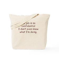 MyJob Tote Bag