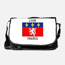 Lyon, France Messenger Bag