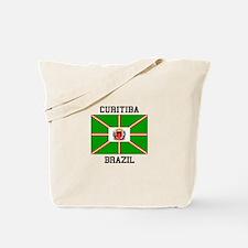 Curitiba Brazil Tote Bag