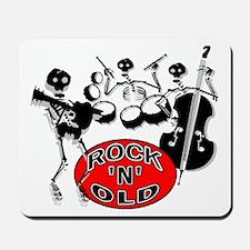 ROCK'N'OLD Mousepad