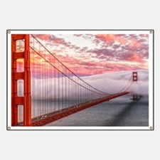 Golden Gate Bridge Banner