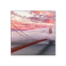 Golden Gate Bridge Sticker