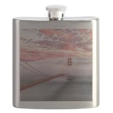 Golden Gate Bridge Flask