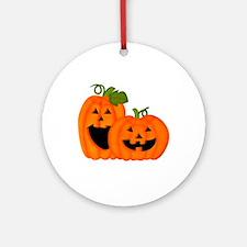 It's Pumpkin Time Ornament (Round)