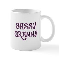 Sassy Granny Grandmother Mugs