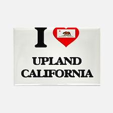 I love Upland California Magnets