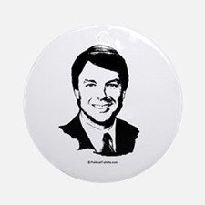John Edwards / Great in 2008 Ornament (Round)