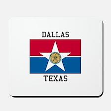Dallas Texas Mousepad