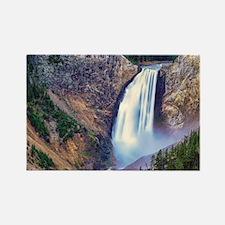 Lower Falls Yellowstone Magnets