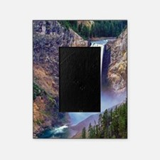 Lower Falls Yellowstone Picture Frame