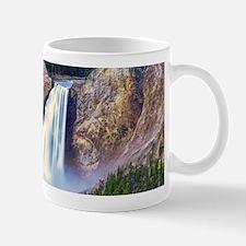 Lower Falls Yellowstone Mugs