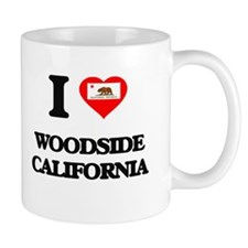 I love Woodside California Mugs