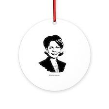 Condoleezza Rice / Great in 2008 Ornament (Round)