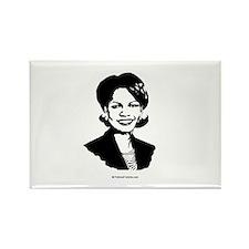 Condoleezza Rice / Great in 2008 Rectangle Magnet