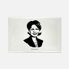Condoleezza Rice / Great in 2008 Rectangle Magnet
