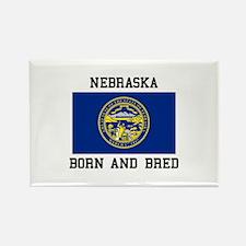 Nebraska Flag Magnets