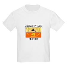 Jacksonville Florida flag T-Shirt